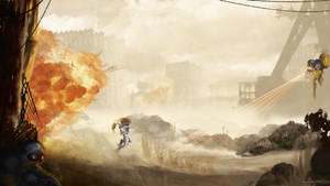 War Zone by Orioto