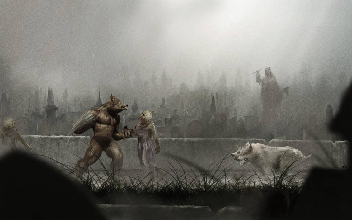Beasts Reunion by Orioto