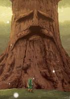 DoA : Great Tree by Orioto