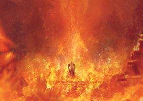Nibelheim Hell by Orioto