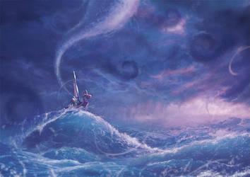 Wind's Requiem by Orioto