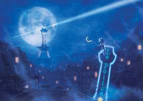 Parisian Thief by Orioto