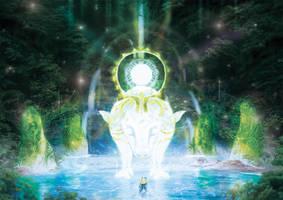 Light Spirit Ordona by Orioto