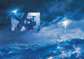 Struck By Lightning by Orioto