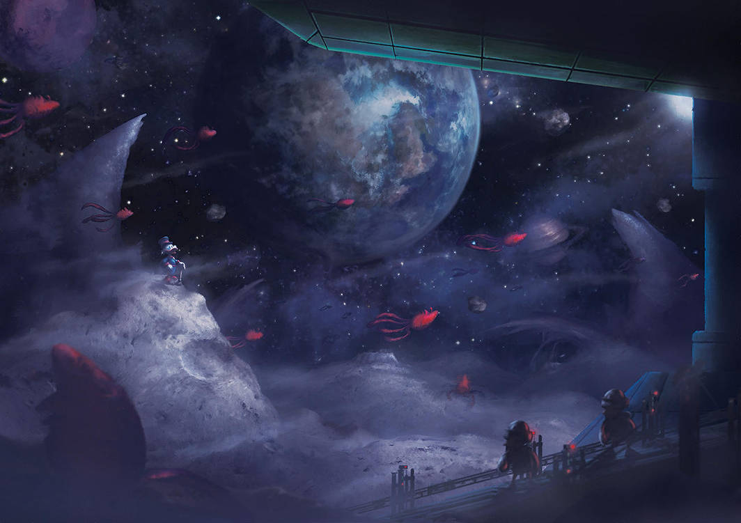 Moon Tales by Orioto