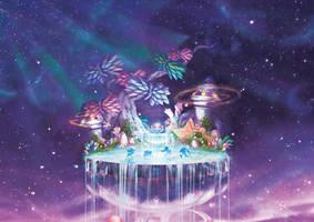 Fountain Of Dreams by Orioto