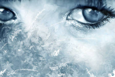 Shy Eyes by Orioto