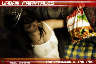 Princess And The Pea by DoctorRy