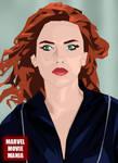 MMM: Black Widow by DoctorRy
