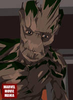 MMM: Groot by DoctorRy