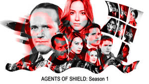 MCU Agents Of SHIELD Season 1 by DoctorRy