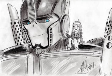 My Autobot Guardian by MNS-Prime-21