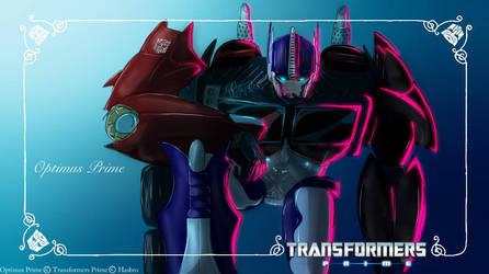 FMA Intermisson - TFP Optimus Prime by MNS-Prime-21
