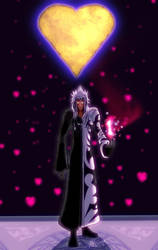 Number I - Xemnas by MNS-Prime-21