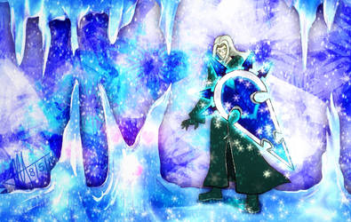 Number VI - Vexen by MNS-Prime-21