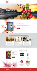 Feng Shui website by PiP3R-CZ