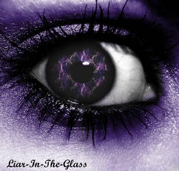 Theres Fear behind those Eyes by Liar-In-The-Glass