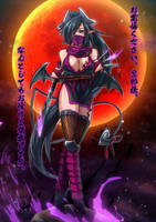 Monster Girl Encyclopedia - Kuroichi by sud-Art