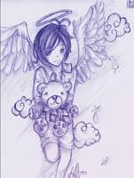 AT: Angel by onetealeaf