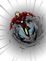 ironman by VASS-comics