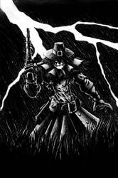 Dr Syn by VASS-comics