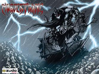 Murderthane ZUDA with logos by VASS-comics