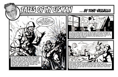 Tales of Hy Eisman 1 by VASS-comics