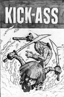 Kick-Ass by VASS-comics