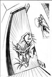 Rumplestiltskin spot illo by VASS-comics