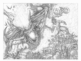 Lobo 3 by VASS-comics