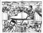 Mystery Men Adaptation pg2-3 by VASS-comics