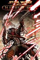 Bounty Hunter Mercenary by VASS-comics