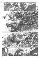 Thunderbolts 146 pg 21 sample by VASS-comics