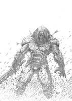 The Bloody Nine by VASS-comics