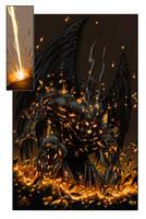 Fallen Angel by VASS-comics