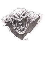 Clayface sketch by VASS-comics