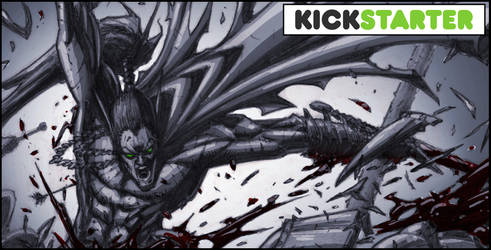 Elflord kickstarer last 7 days by VASS-comics