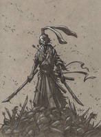 Usagi Yojimbo by VASS-comics