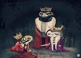 three kings by kevinwalker
