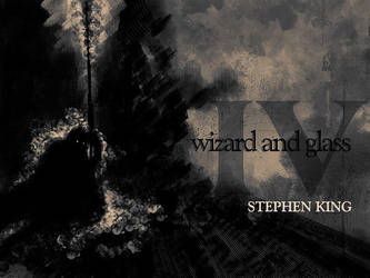 dark tower - wizard and glass by kevinwalker