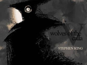 dark tower - wolves of calla by kevinwalker