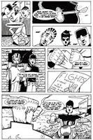 Jack Steel 1 Preview Pg 6 by patrickstrange