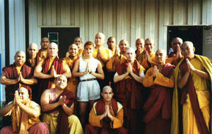 Ace Ventura II - Monk Cast by patrickstrange
