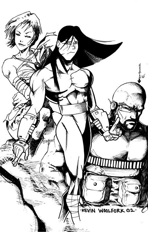 Blood of Onyx Fan Art 1 Pt 2 by patrickstrange