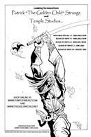 Blood of Onyx Ad 1 by patrickstrange