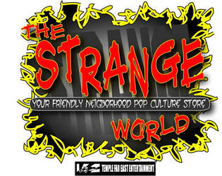 The Strange World eBay Logo 1 by patrickstrange