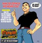 The Strange World eBay Thanks by patrickstrange