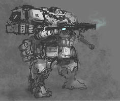 power armour design by ProgV
