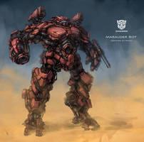 Marauder Bot by ProgV