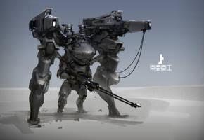 power armor by ProgV